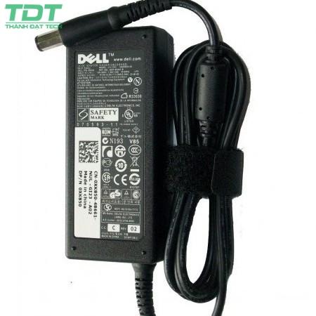 Sạc Laptop Dell 19.5V-3.34A (Đầu Kim Lớn)
