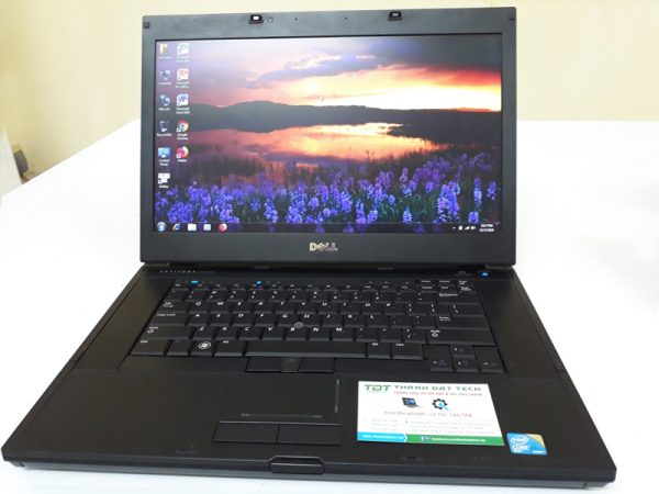 Laptop Dell cũ E6510 _5